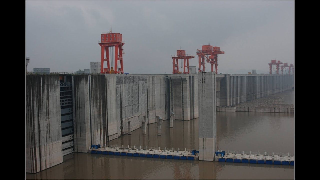 Three gorges dam project china s biggest project since the great wall - Three Gorges Dam Yangtze River China With Facts Figures