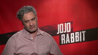 'Jojo Rabbit' director felt shame dressing as Hitler