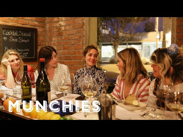 The Ultimate Girls' Night Out in LA with Helen's Wine Shop: Chef's Night Out