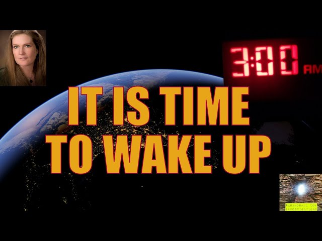 is there a shift happening right now and why humanity needs to wake up.