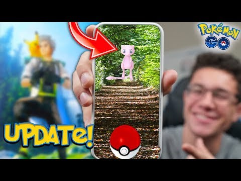 THE QUEST / MEW UPDATE in Pokémon Go! + It Happened AGAIN…