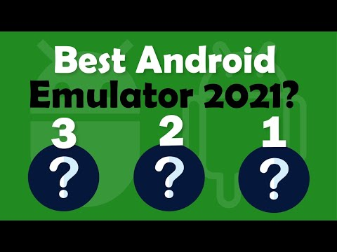 Best Android Emulator For PC | Top 3 Emulators 2020
