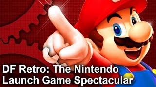 DF Retro: The Nintendo Launch Spectacular - NES/SNES/N64/GCN/Wii