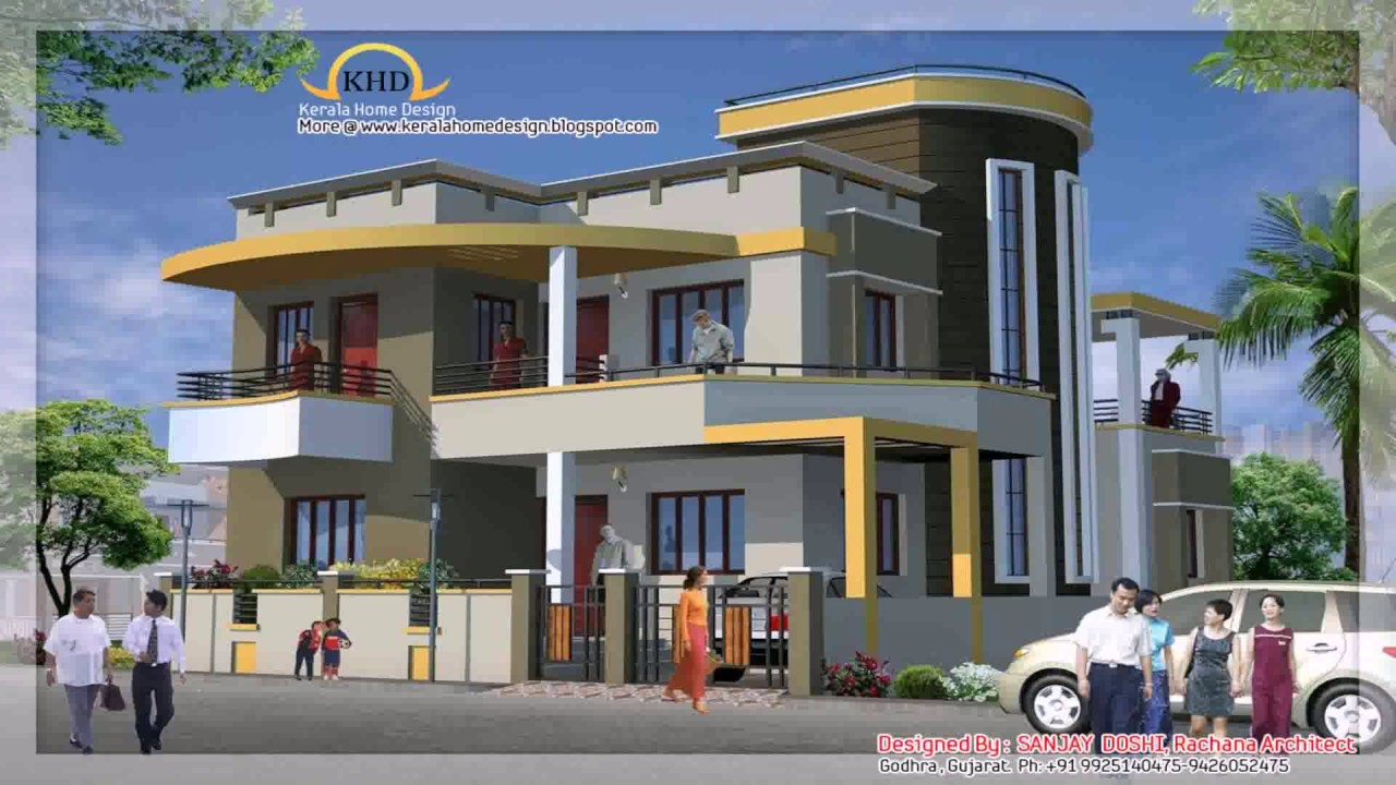 Duplex House Design In Bangalore