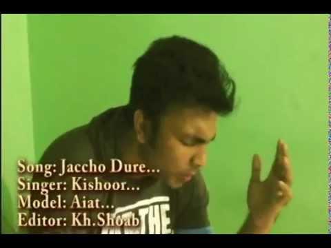 Jaccho dure jao tumi badha debo na ..by kishore..Model-Aiat..Bangla new sad song 2015