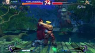 Super Street Fighter 4 - Gameplay Video 8