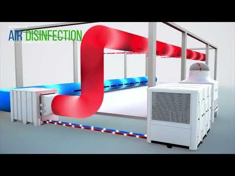 Nem Alma Makinası - Dragon Iklimlendirme Sistemleri - Enerama Çevre Teknolojileri