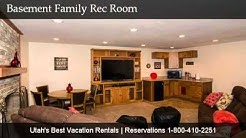 Provo Utah Vacation Home for Families, Reunions, and Groups