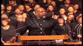 Pastor Marvin L Winans And Perfected Praise 20yr Reunion