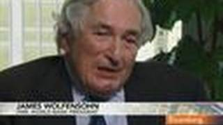 Wolfensohn Says Growth in Asia Will Change Global GDP: Video