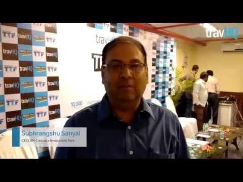Subhrangshu Sanyal, IIM Calcutta Innovation Park at StartupKnockdown+ Kolkata