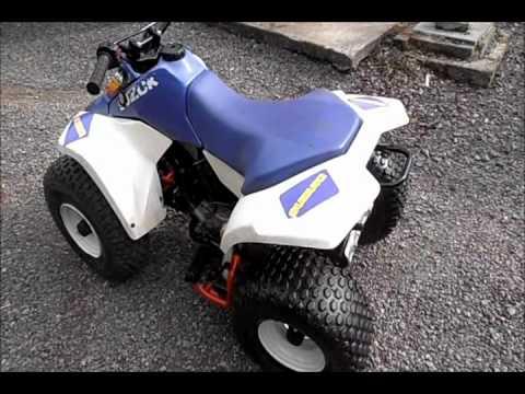 SUZUKI LT80 FOR SALE