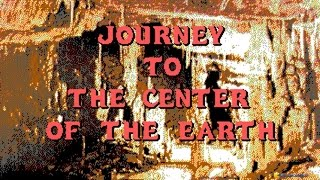 Journey to The Center of The Earth gameplay (PC Game, 1988)