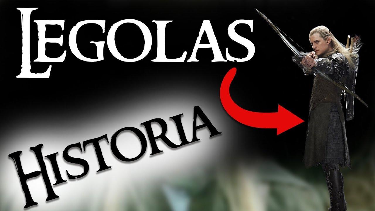 HISTORIA/BIOGRAFIA - Legolas    Władca Pierścieni TAG ...
