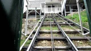 The Fenelon Place Elevator | Built in 1893 located in Dubuque, Iowa | Hill top | Video