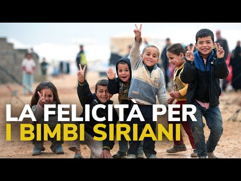 EP. 3 - One Day In A Syrian Refugee Camp. (Sub ENG-ESP-ITA)
