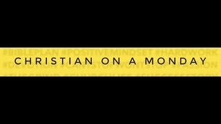 Christian on a Monday - Solomiya Parkhotyuk