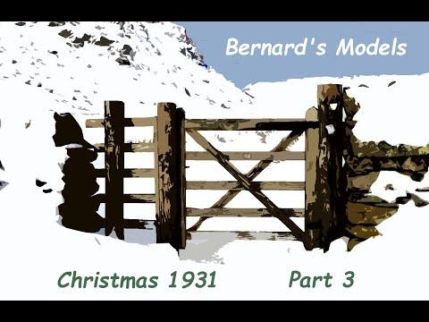 BERNARDS MODELS CHRISTMAS 1931 PART 3