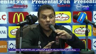 فيديو| حسام البدرى: توقعت التعادل السلبى