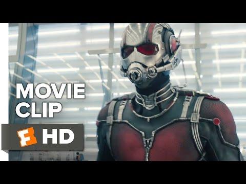Ant-Man Movie CLIP - Good Guys (2015) - Paul Rudd Superhero Movie HD