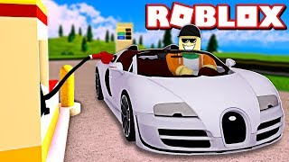 BUILDING A BIG MONEY MAKING GAS STATION! | Roblox Tankstelle