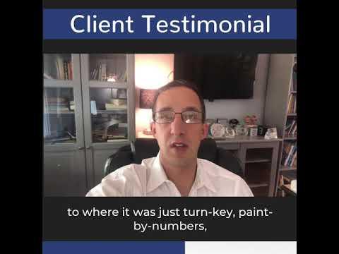 VIDEO | CLIENT TESTIMONIAL
