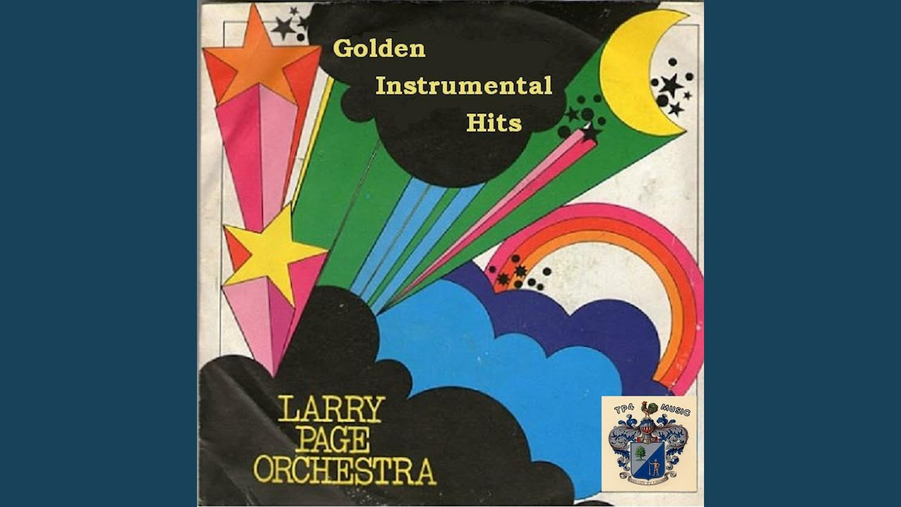 Larry Page Orch Erotic Soul