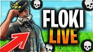 SERVER PRIVATI FORTNITE ESTRAZIONE 13,500 V-BUCK twitch e youtuber primo canale FLOKI-G-U