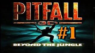 Pitfall 3D: Beyond The Jungle - Part 1 - The Wilderness
