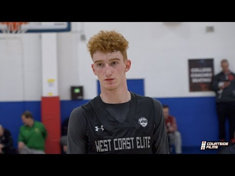 Sophomore PG Nico Mannion Takes Over In UA Association Win For West Coast Elite!