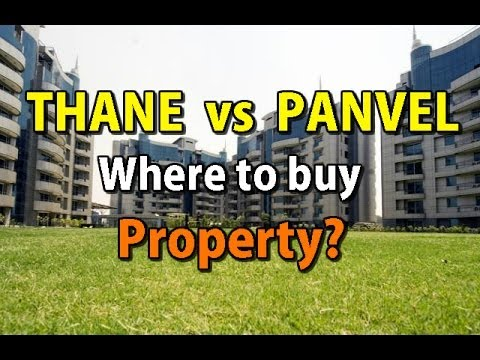 Best Property Bets : Thane vs Panvel Real Estate | The Property Guide