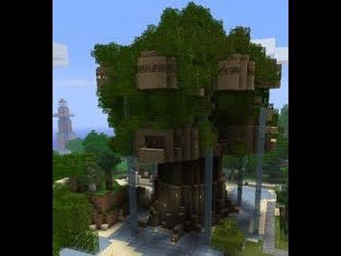 minecraft casas raras en lugares raros parte 2 la
