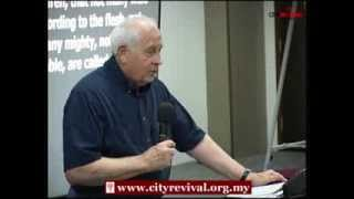 Church Camp Session 2 - excerpts of sermon by Rev. Dr. Jerry Horner on 16th August 2013.