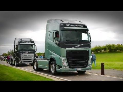New Volvo Truck Fh 2016