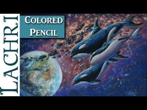 Surreal Orcas &