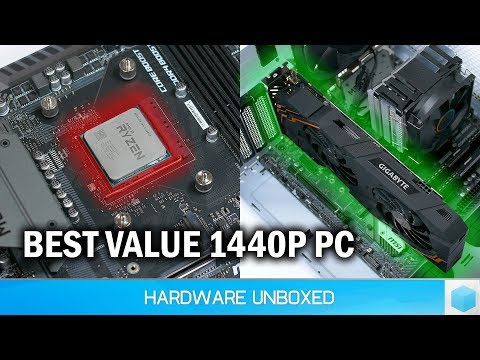 Ultimate Bang for Your Buck 1440p Gaming System Build