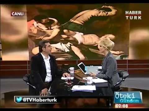 Dücane Cündioğlu, HaberTürk, Öteki Gündem (22.11.2012)