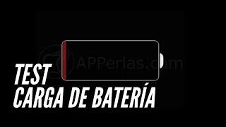 Test de Carga de bateria   Motorola G8 power lite