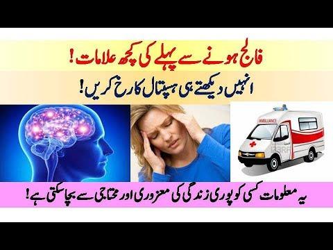 Brain Stroke Symptoms, Causes And Treatment-Warning Signs Of Brain Stroke In Urdu/Hindi