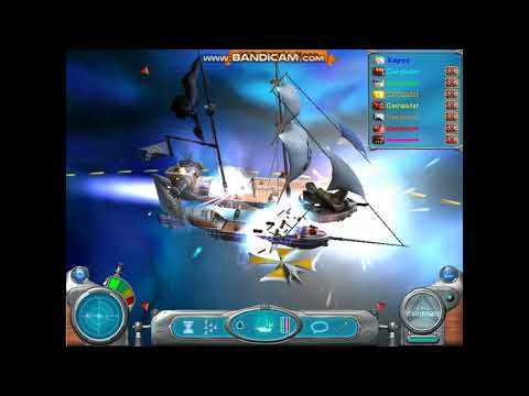 Treasure Planet Battle at Procyon: Cold front  
