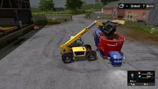 Farming simulator 17 - Blickling timelapse ep#52