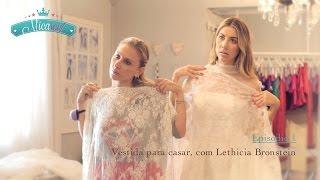 Mica-sei | Episódio 1 - Vestida para casar, com Lethicia Bronstein