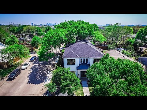 Five12 Media Presents - Tour of 5650 Stanford Ave Dallas TX 75209 by Posh Designer Homes