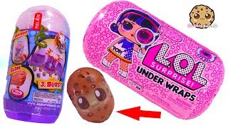 Cookie Swirl C Mighty Beanz Bean !!! Lol Surprise Blind Bag Capsule :d