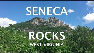 Seneca Rocks & Seneca Shadows Campground