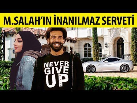 Zengin Hayatı : Muhammad SALAH Liverpool'da Nasıl Yaşıyor ? İnanılmaz SERVET