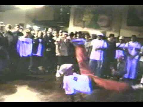 B.Boys JAM I - 1999 - Curitiba
