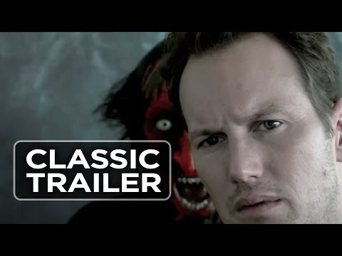 Insidious (2010) Official Trailer #1 - James Wan Movie HD poster
