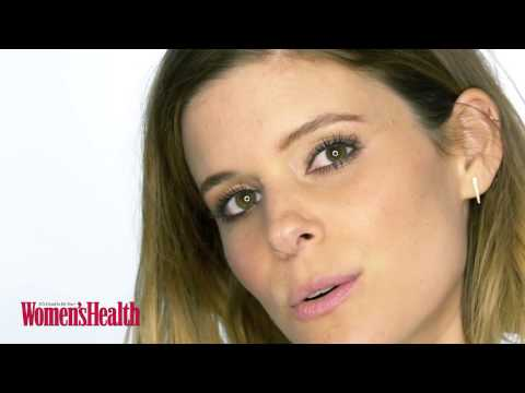 Kate Mara on Women's Health
