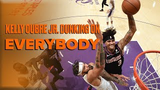 Kelly Oubre Is Dunking On The Whole League   Poster Compilation From Tsunami Papi